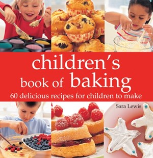 (ebook) Children's Book of Baking - Non-Fiction