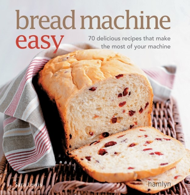 (ebook) Bread Machine Easy