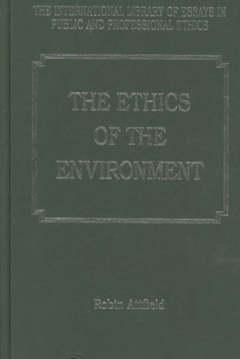 Ethics of the Environment