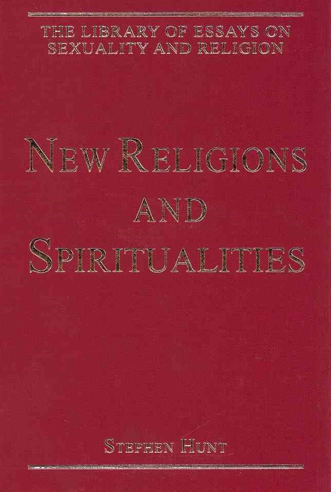 New Religions and Spiritualities