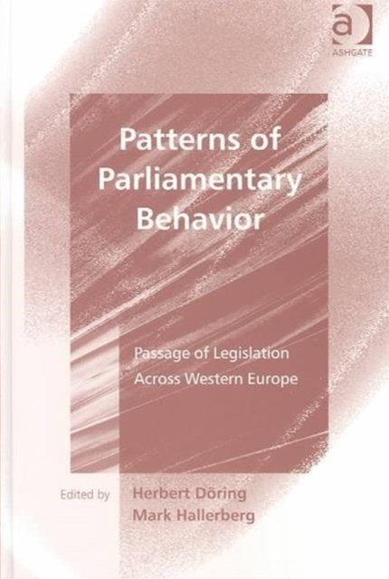 Patterns of Parliamentary Behavior