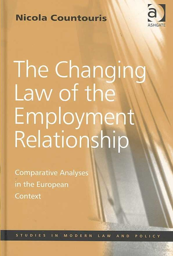 Changing Law of the Employment Relationship