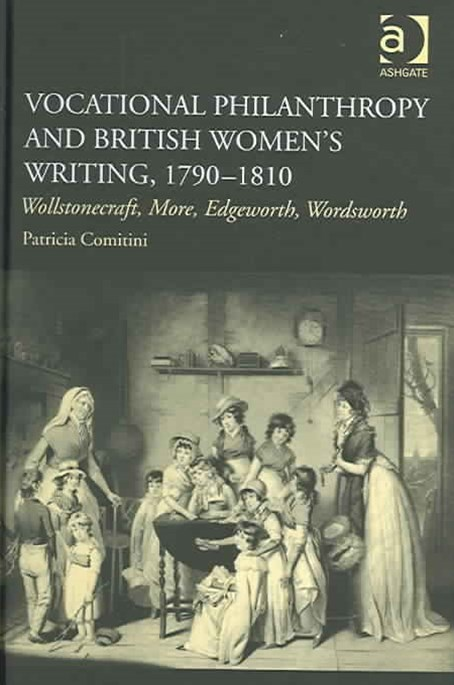 Vocational Philanthropy and British Women's Writing, 1790-1810