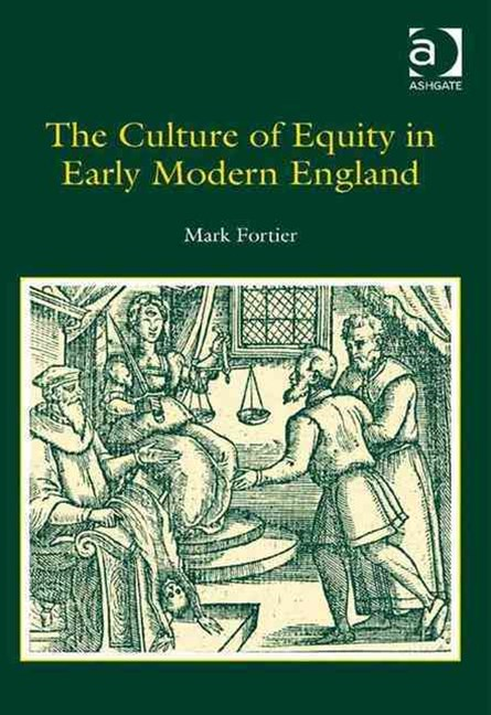 Culture of Equity in Early Modern England