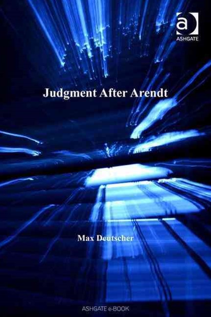 Judgment After Arendt