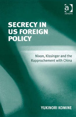 Secrecy in U.S. Foreign Policy