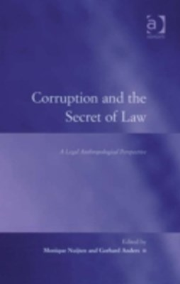 Corruption and the Secret of Law
