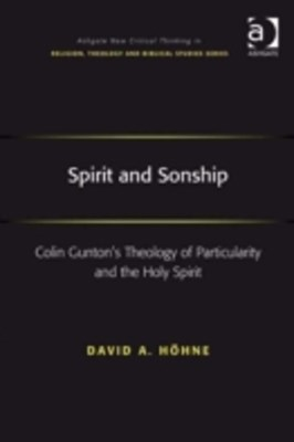 Spirit and Sonship