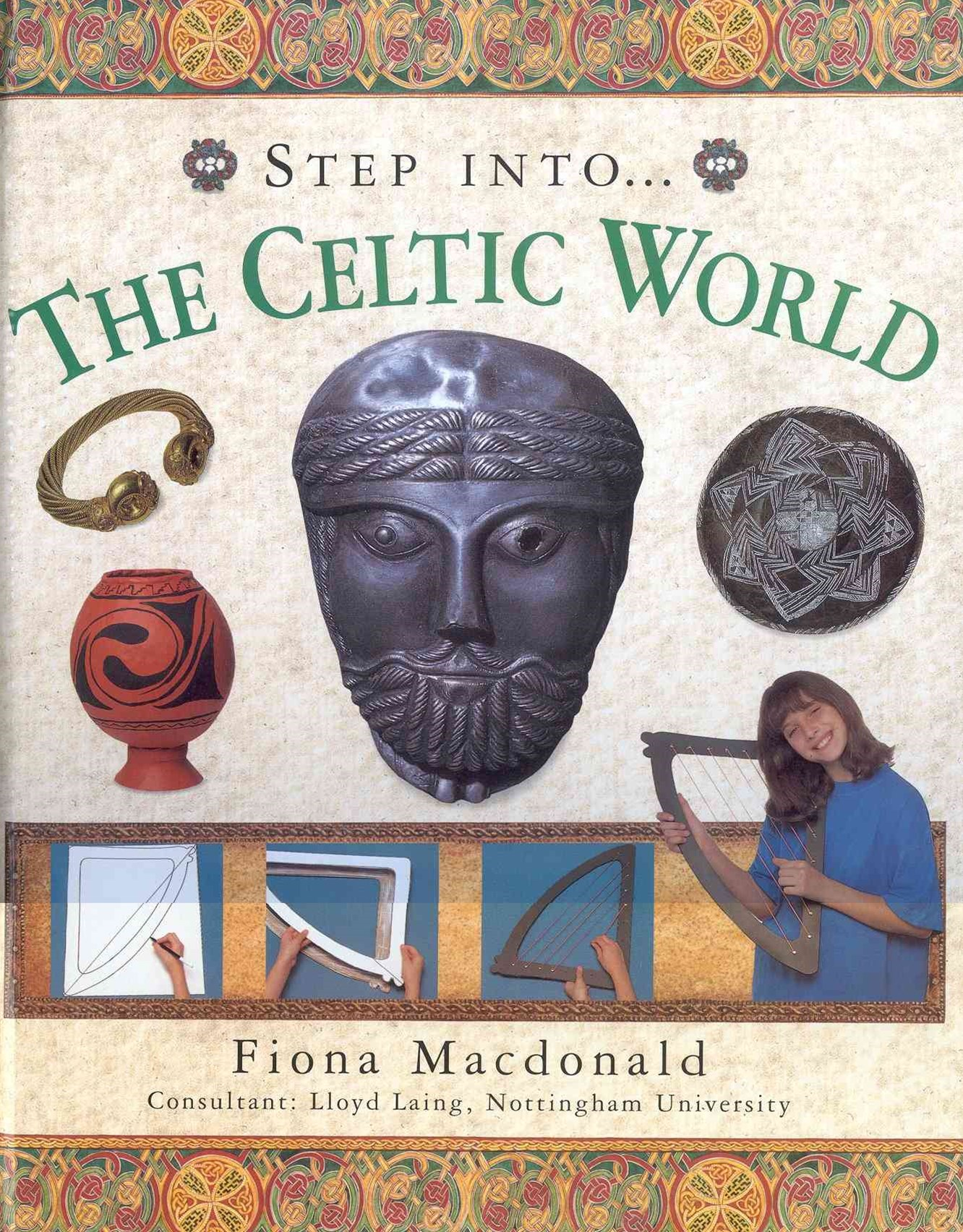 Step into the Ancient Celtic World