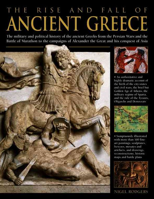 Rise and Fall of Ancient Greece