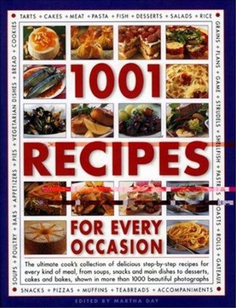 1001 Recipes for Every Occasion