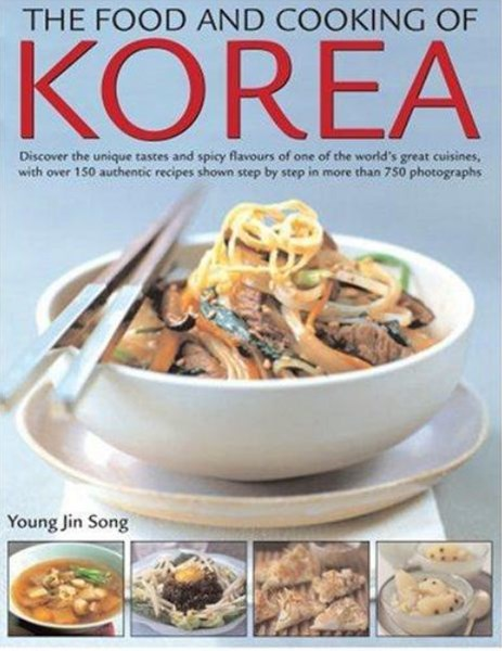 Complete Book of Korean Cooking
