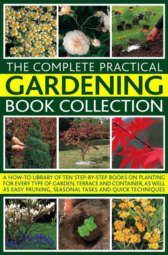 Complete Practical Gardening Book Collection