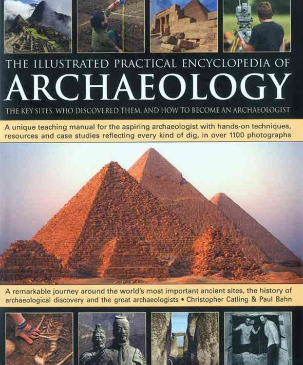 Illustrated Practical Encyclopedia of Archaeology