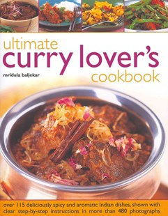 Ultimate Curry Lover's Cookbook by MRIDULA BALJEKAR, Mridula Baljekar (9780754825012) - HardCover - Cooking Asian