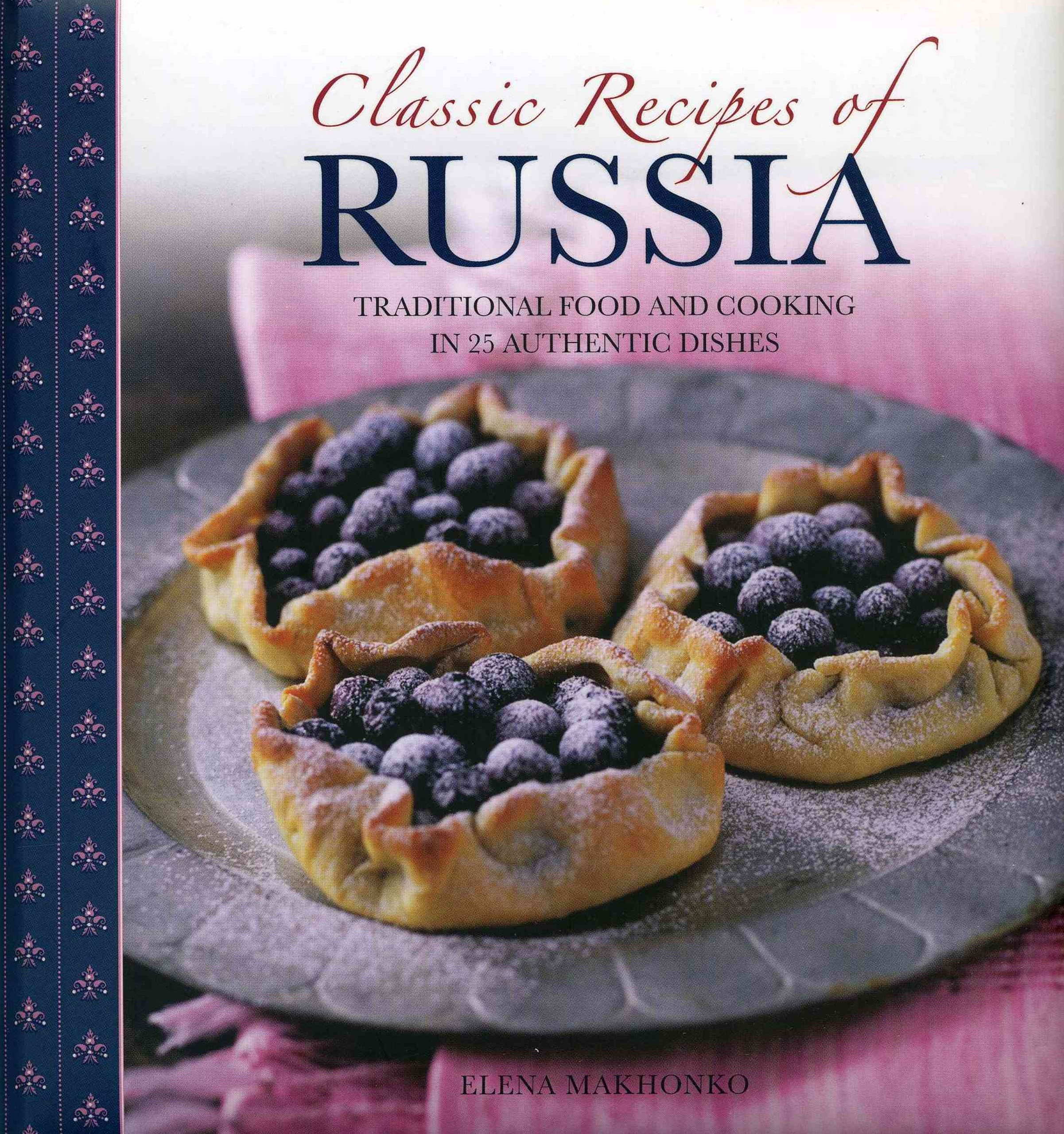 Classic Recipes of Russia