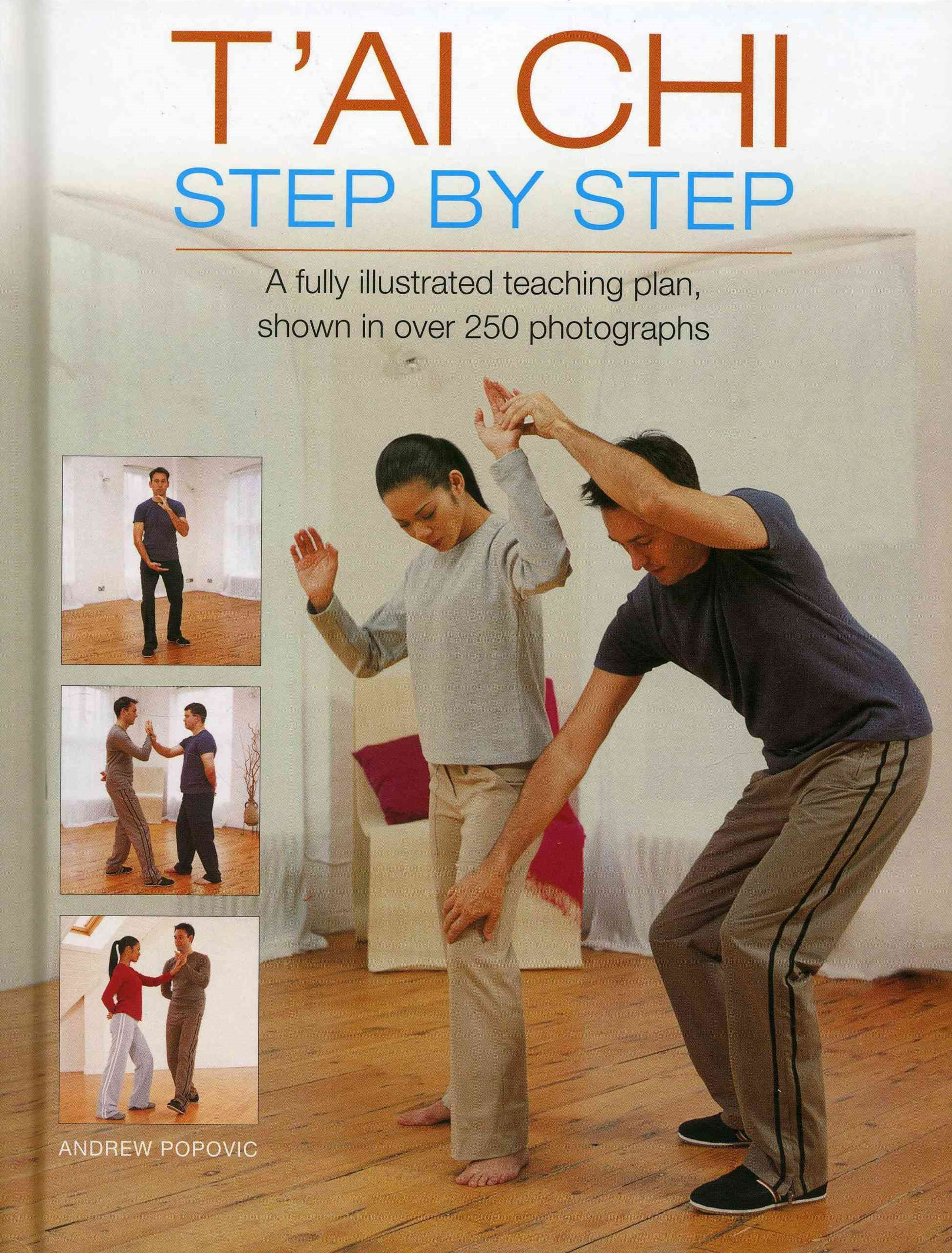 Tai Chi Step By Step