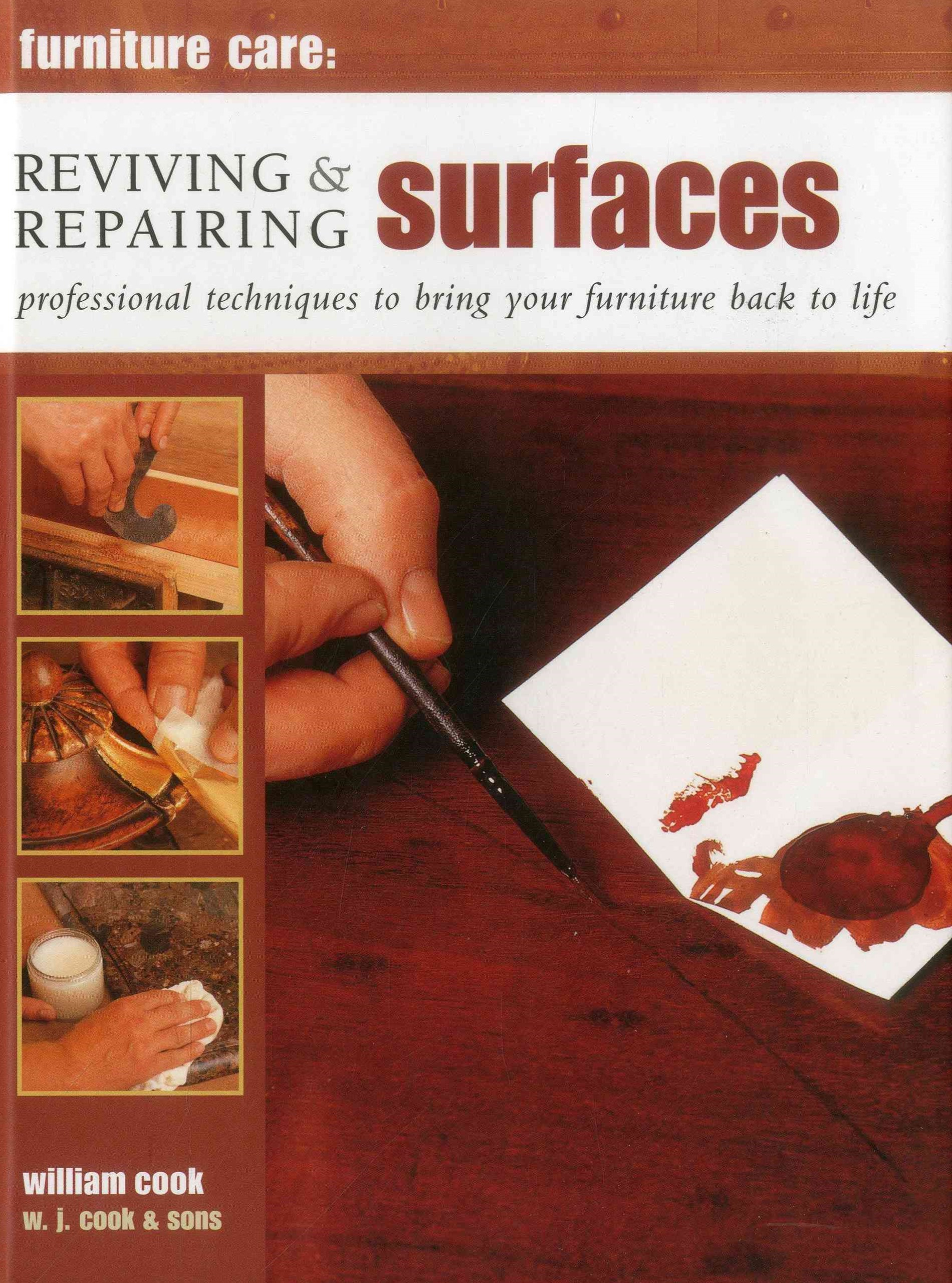 Furniture Care: Reviving and Repairing Surfaces
