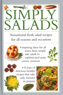 Simply Salads by FERGUSON VALERIE (9780754829638) - HardCover - Cooking