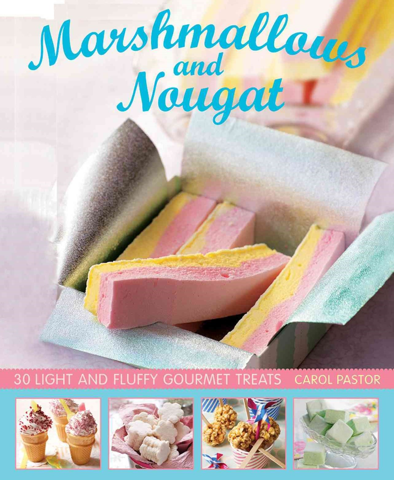 Marshmallows and Nougat