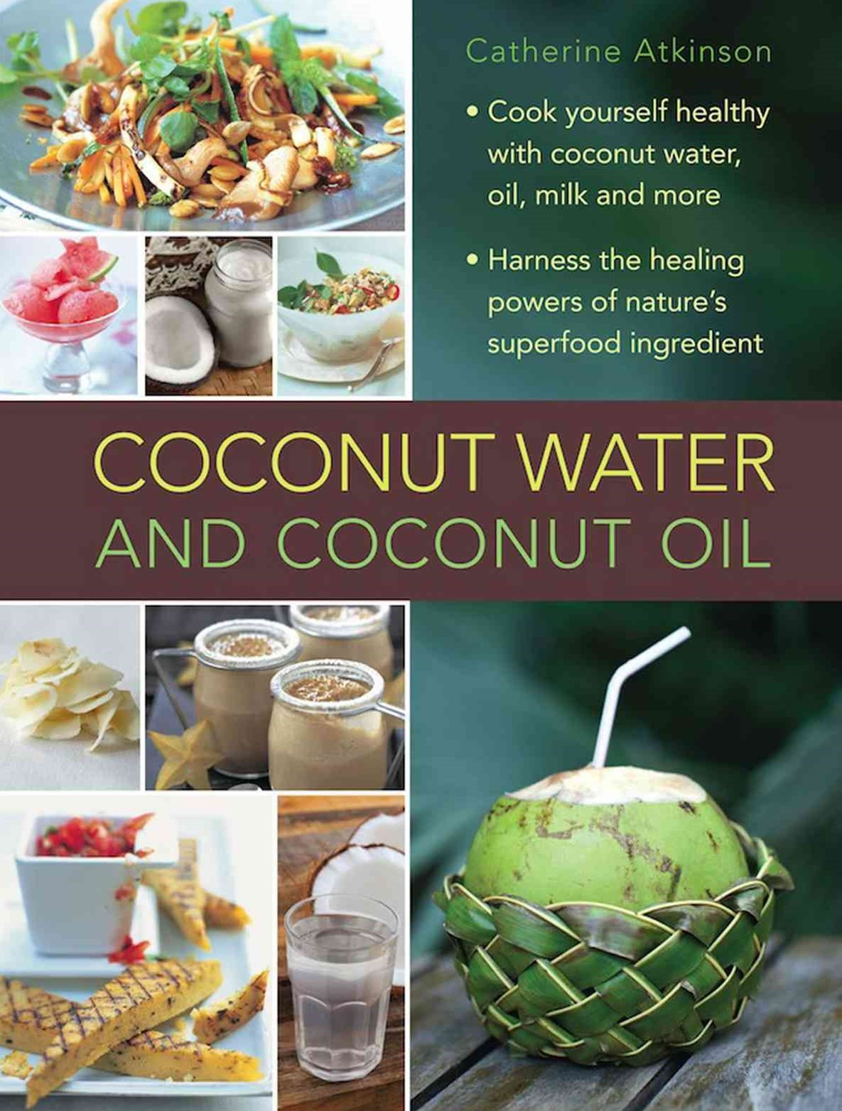 Coconut Water and Coconut Oil