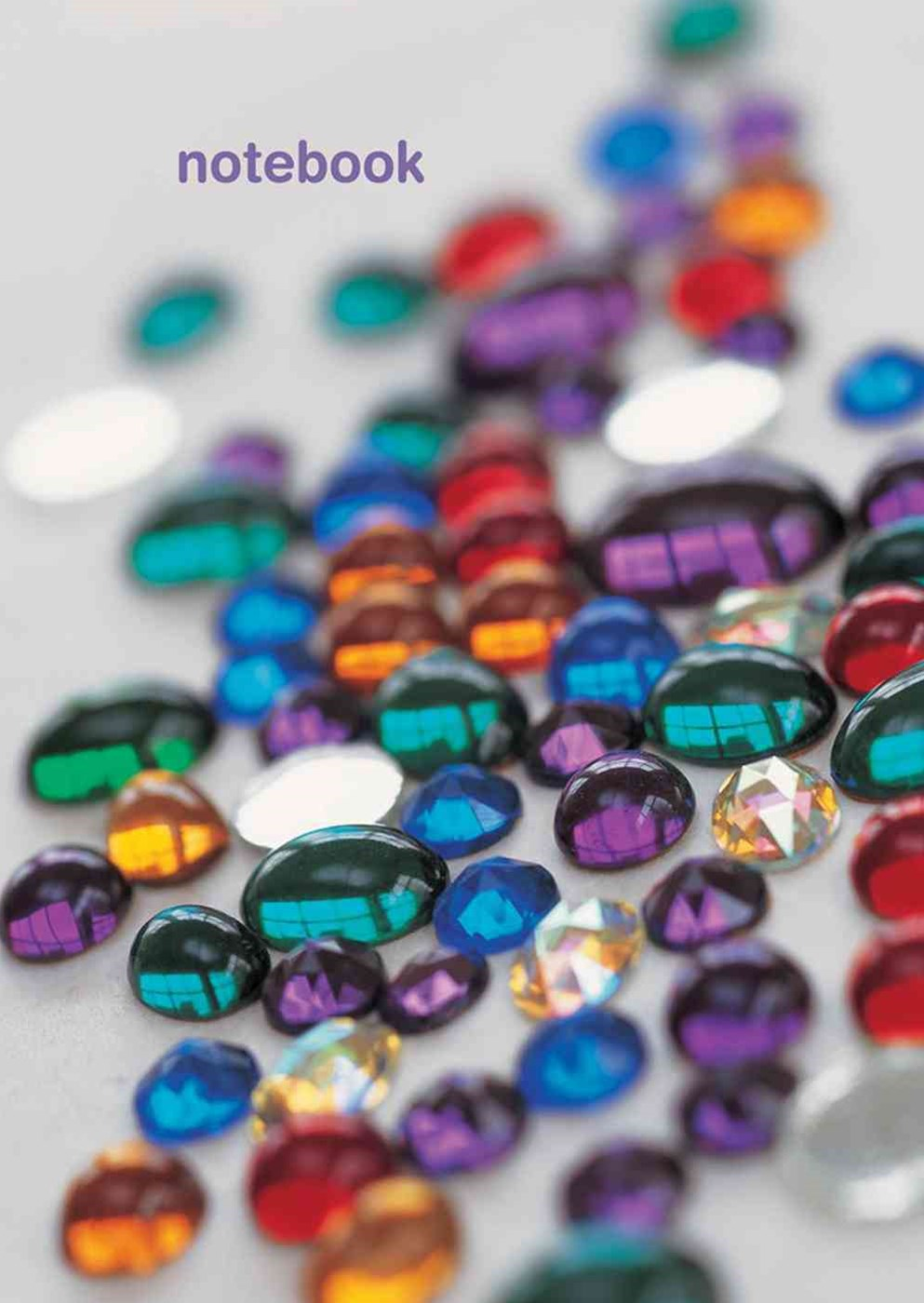 Notebook - Glass Beads