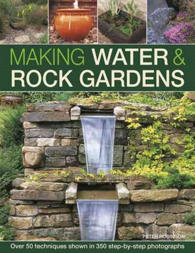 Making Water and Rock Gardens