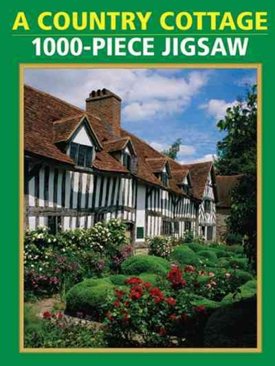 Country Cottage - Jigsaw