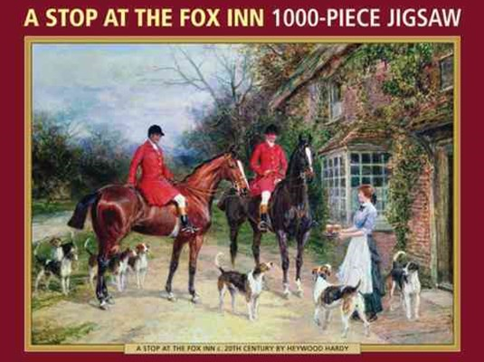 Stop at the Fox Inn - Jigsaw