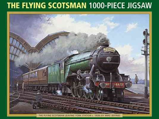 Flying Scotsman - Jigsaw