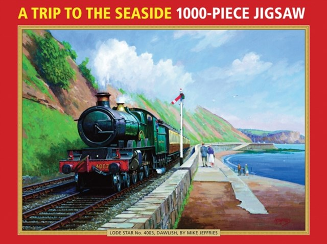 Trip to the Seaside - Jigsaw
