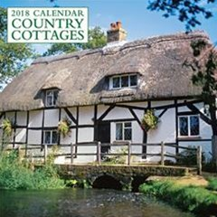2018 Calendar: Country Cottages