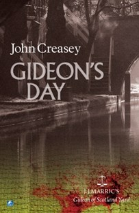 (ebook) Gideon's Day - Crime Mystery & Thriller