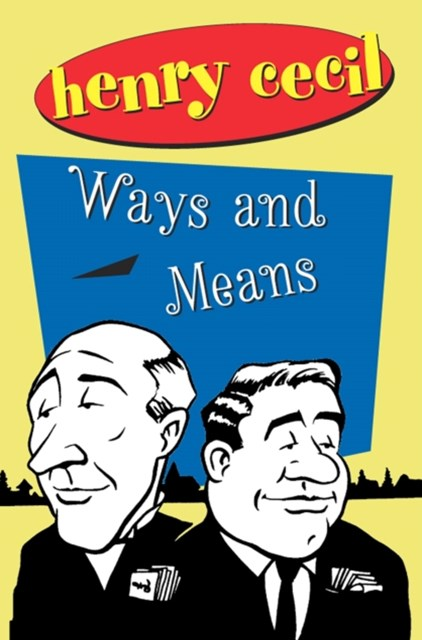 (ebook) Ways And Means