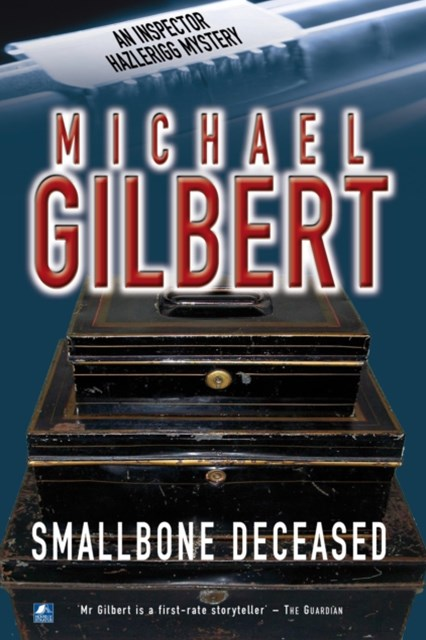 (ebook) Smallbone Deceased