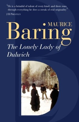 (ebook) The Lonely Lady Of Dulwich