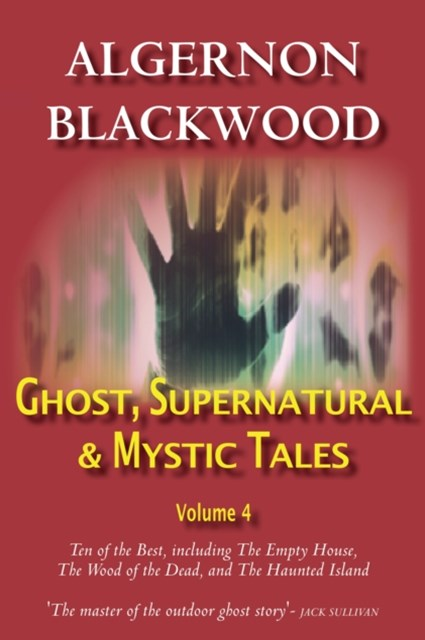 (ebook) Ghost, Supernatural & Mystic Tales Vol 4