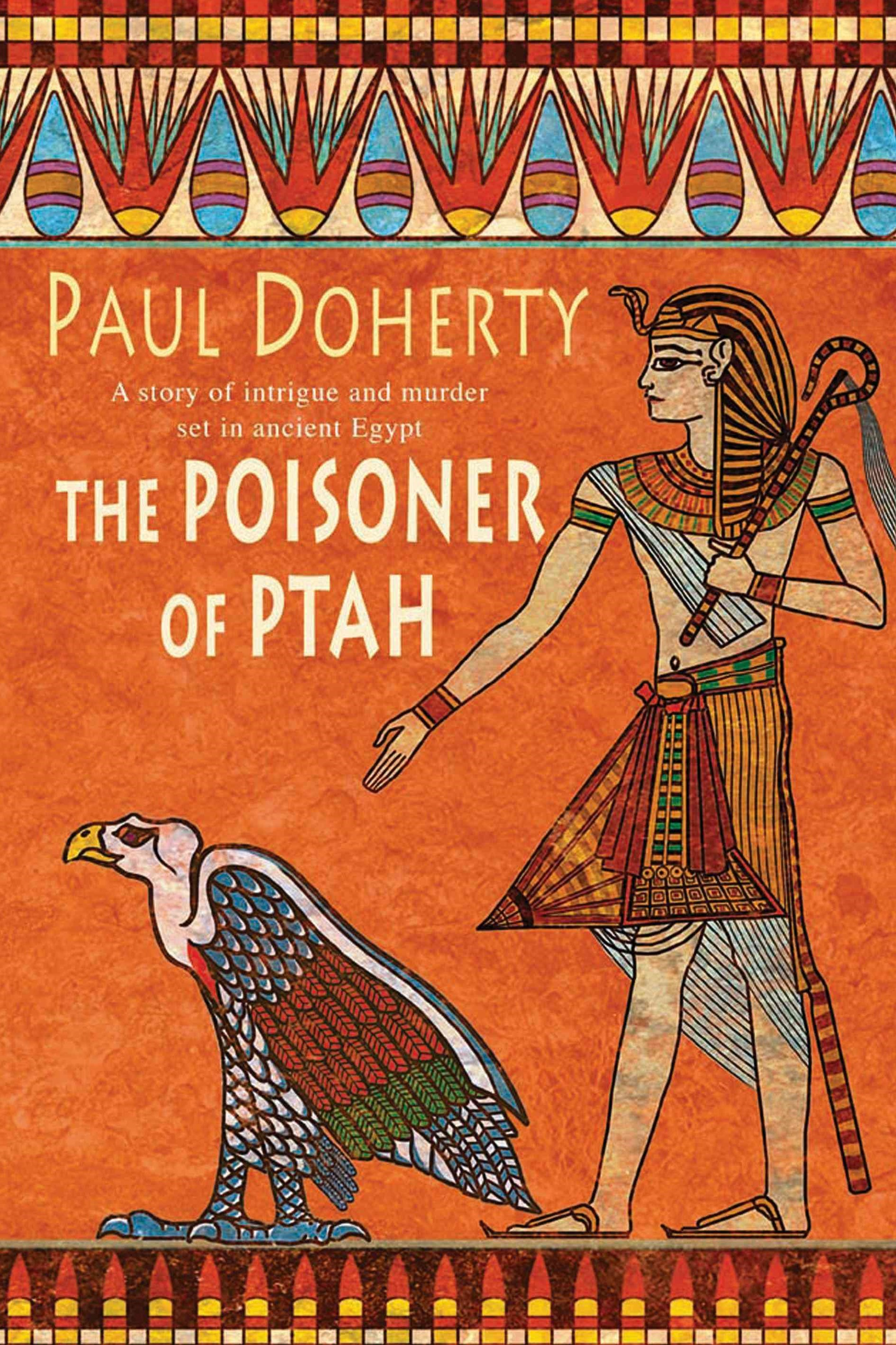 The Poisoner of Ptah (Amerotke Mysteries, Book 6)