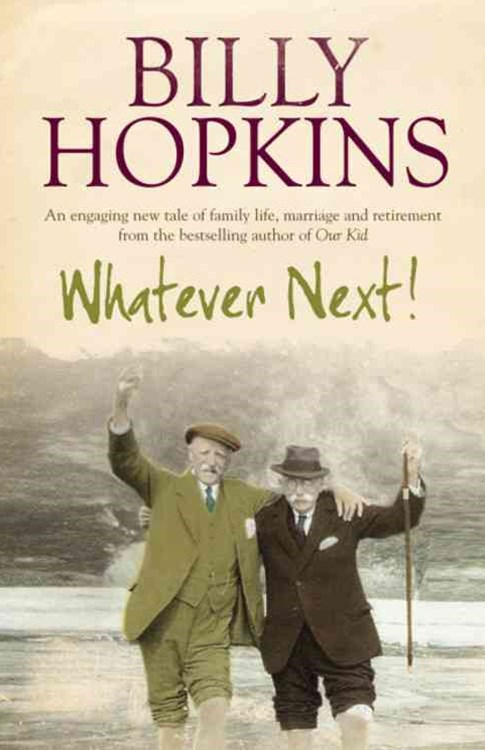 Whatever Next! (The Hopkins Family Saga, Book 7)
