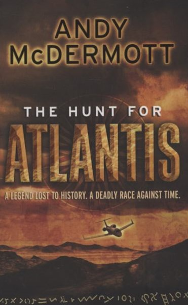 The Hunt For Atlantis (Wilde/Chase 1)