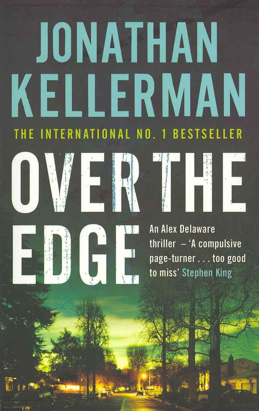 Over the Edge (Alex Delaware series, Book 3)