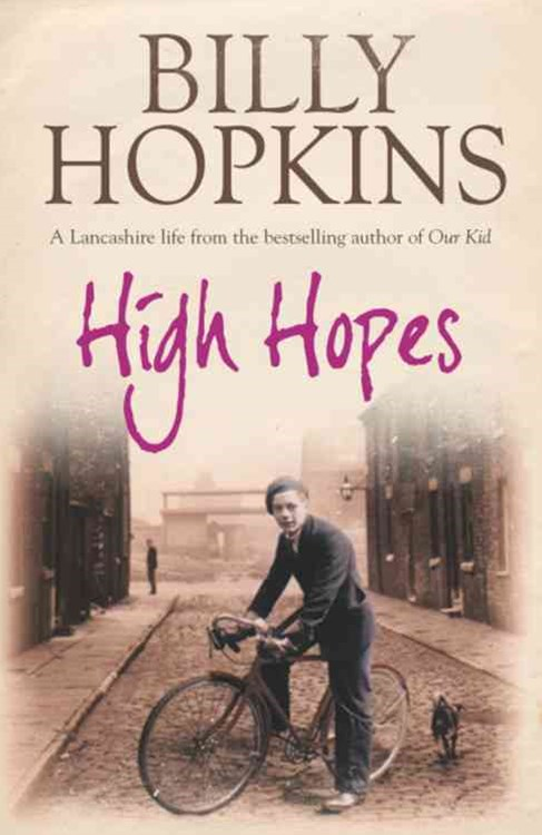 High Hopes (The Hopkins Family Saga, Book 4)