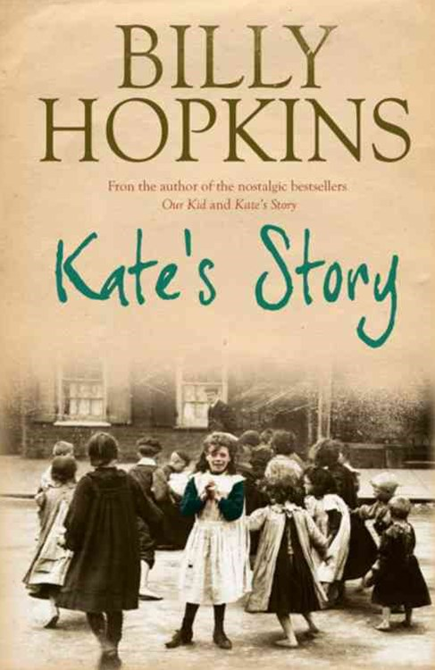 Kate's Story (The Hopkins Family Saga, Book 2)