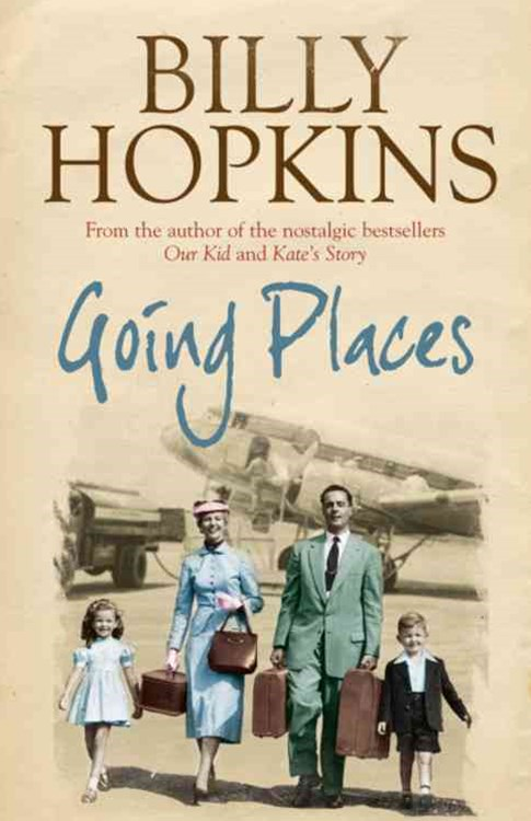 Going Places (The Hopkins Family Saga, Book 5)