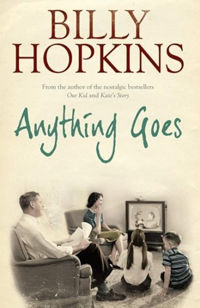 Anything Goes (The Hopkins Family Saga, Book 6)