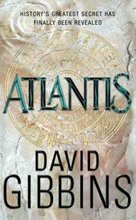 Atlantis by David Gibbins (9780755347919) - PaperBack - Adventure Fiction Historical