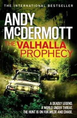 (ebook) The Valhalla Prophecy (Wilde/Chase 9)