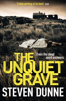 (ebook) The Unquiet Grave (DI Damen Brook 4)