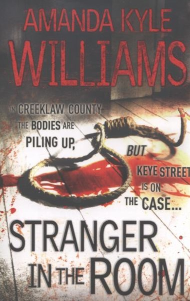 Stranger In The Room (Keye Street 2)
