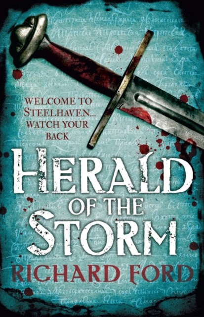 (ebook) Herald of the Storm